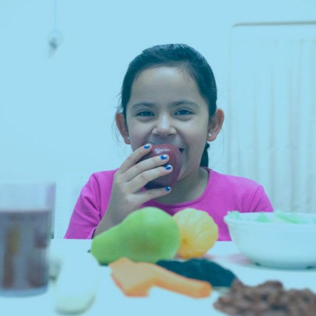 Nutrición para adolescentes y niños