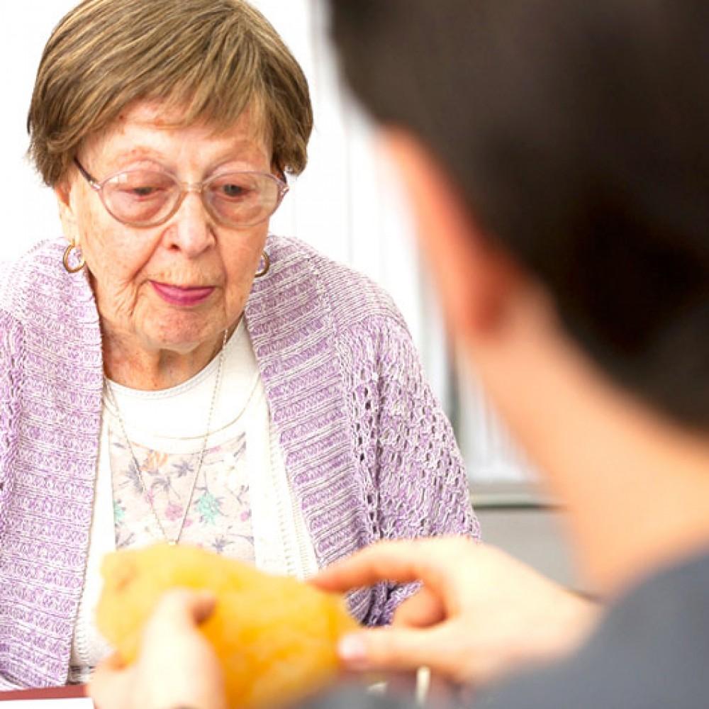 Nutrición para adultos mayores.