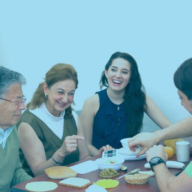 Nutrición familiar