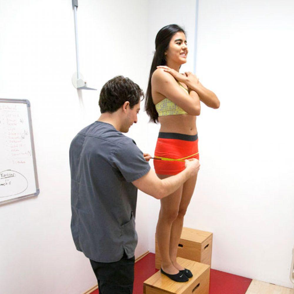 Perímetros del cuerpo